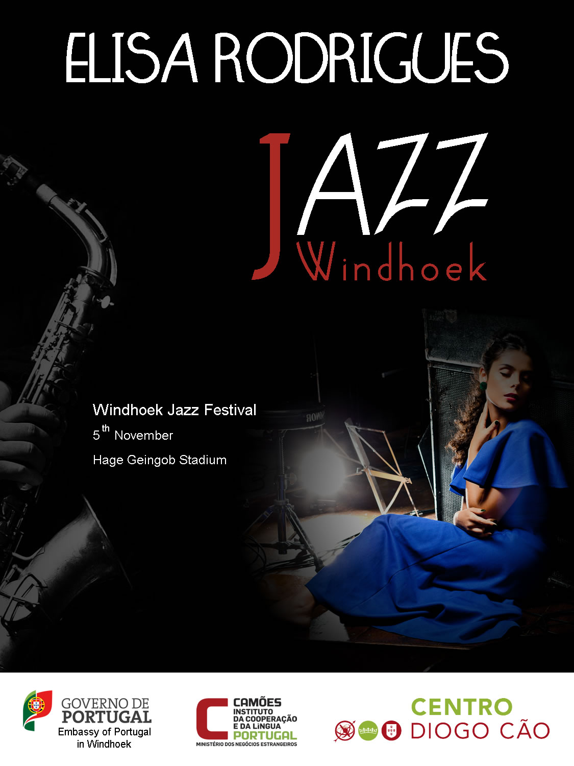 Elisa Rodrigues Jazz windhoek
